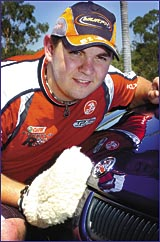 Trevor Emerson will be cheering on the Holdens in the Bathurst 1000 on Sunday.