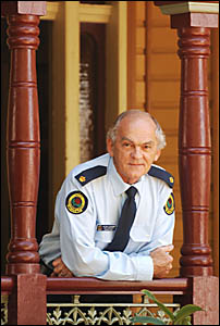 Peter Stevens has been appointed as the local controller for the Clarence SES.