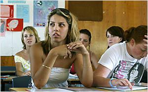 TWEED River High School students