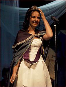 2005 Jacaranda Princess Kelly Bowling