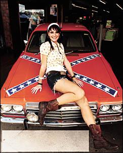 ?Ditzy Duke?, aka Candice Battersby