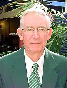 Former Richmond Valley Mayor Charlie Cox.