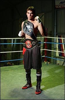 Gun Gladstone boxer Ben McEachran?s Commonwealth Games preparations are right on track.