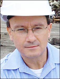 Peter Wintour: Seeking investors.