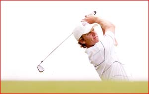 Gatton golfer Andrew Dodt yesterday exited this year?s Australian Open.Picture: GETTY IMAGES