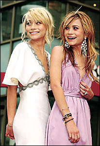 Media darlings the Olsen twins were back in the spotlight recently with Mary-Kate finally admitting she was suffering from anor