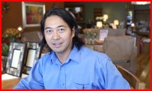 Entrepreneur Ken Yun. Pic: BEV LACEY