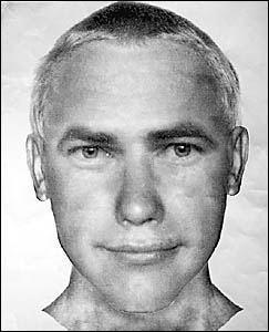 Police have released this computer image of a man who sexually assaulted two females in Coffs Harbour earlier this year.