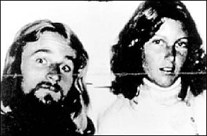 MURDER MYSTERY: Anneke Adriaansen, 19, and her fiance, Alan ?Marty? Fox, 21, who disappeared in January 1979. Twenty-seven year