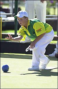 2005 junior bowler of the year Aaron Teys.
