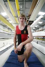 Jamie Keehn is determined to break new ground in his final year of school rowing.