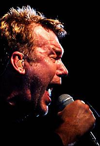 Jimmy Barnes. Photo: ADAM HOURIGAN.