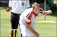 Yaralla all-rounder Heath Courtney shapes as an important player when his team takes on Brothers in today?s A grade cricket.