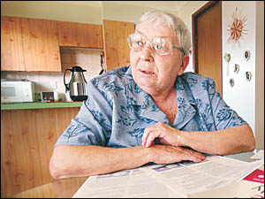 Barbara can?t understand why the government has a problem with her wish to die with dignity in her own home.