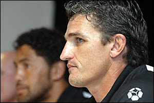 Ivan Cleary has had his contract with the Penrith Panthers terminated.