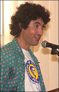 2005 festival organiser, Dom Ferry.