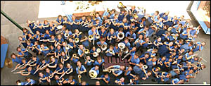 THE South Grafton Public School Band.
