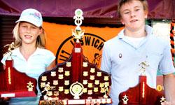 Ipswich athletes top achievers