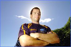 Tim Bransdon has bene making his mark with the Stingrays.