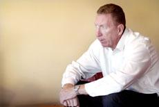 CHIEF COWBOY: North Queensland Cowboys chief executive Peter Parr.