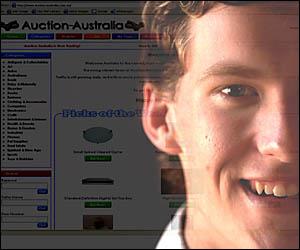 Zane Samuels has established his own internet auction site.
