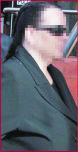 A 32-year-old teacher accused of indecent dealing leaves the city's Magistrates Court yesterday. Picture: Courier-Mail