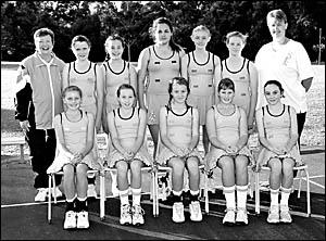 The Coffs Harbour 12 years representative team.
