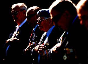 Korean veterans remembered