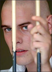Matthew Norman - facing a firing squad in Bali.