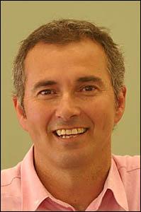 Mayoral aspirant, Chris Gulaptis.