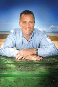 JIM Sherrington is Whitsunday Times' new general manager. Picture: KASUN UBAYASIRI