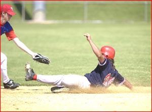 Toowoomba Rangers Baseball Club's Major League side is in real danger. Pic: SCOTT FLETCHER