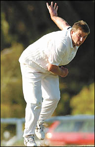 Age shall not weary him  . . . evergreen pace bowler Terry Herbert is still the best.