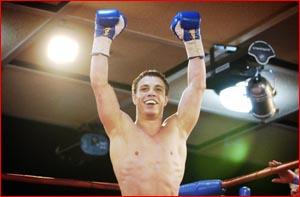 Toowoomba boxer Michael Katsidis. Picture: Kevin Farmer