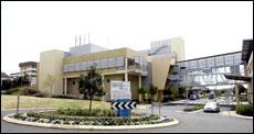 THE TOOWOOMBA BASE HOSPITAL