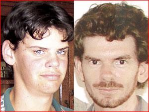 Murdered... Tyson Wilson and Michael Thompson