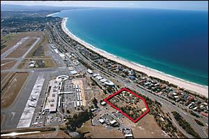 THE former war veterans home, Malaraba precinct (red-bordered above) has been sold for $11.5 million.