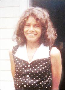 TRAGIC ENDING: Lois Roberts
