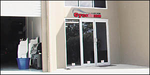 The Gold Coast offices of Cycclone Magnetic Engines Inc which has been accused by the Australian Securities and Investments Com