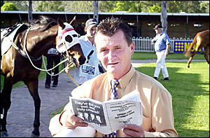 Ballina Jockey Club president Gary Kliese.