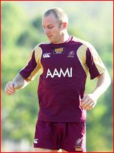 Queensland medical staff have declared Darren Lockyer a certain starter for Origin I next Wednesday.