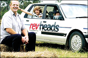 GEOFF McCLELLAND thinks he has the answer to reducing young driver deaths on North Coast roads.