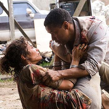 Denzel Washington in the time-travel thriller, Deja Vu. Denzel Washington in the time-travel thriller, Deja Vu.