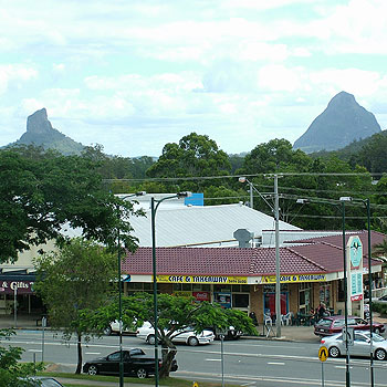 Beerwah is based at the northern-most end of the Glasshouse Mountains.