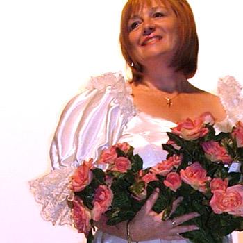 Bronhill Encore star Gail Evans