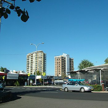 Cotton Tree: a beatiful suburb with access to all amenities.
