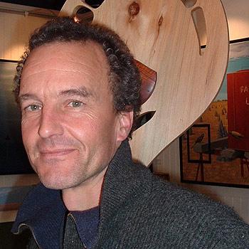 "Thomas Goldschmidt's exhibition ""Wood"" displays the artist's creativity using wood as a medium."