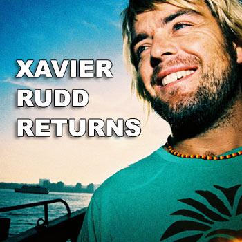 Festival favourite Xavier Rudd will be on home soil this December.