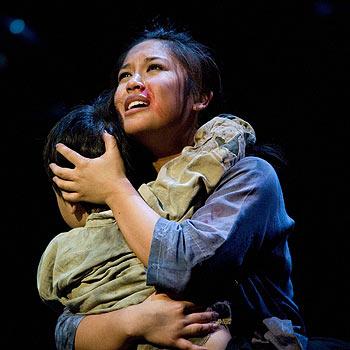 Miss Saigon is a guaranteed tear-jerker.