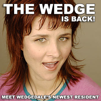 Melbourne stand-up comedian Cal Wilson has joined the cast of The Wedge. The series return of The Wedge premiers Sunday, August 12 at 9.40pm on Network Ten.